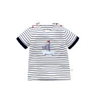 【��^59元3件】加菲��� GAFFEY KITTY 新款夏季男童短袖t恤GKA3029