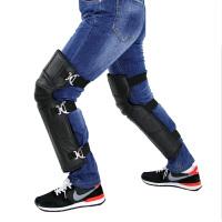 云博电动车护膝保暖冬季户外骑行摩托车护膝防寒防风加厚
