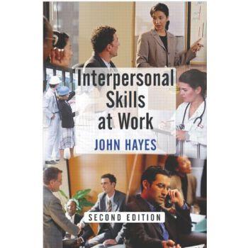 【预订】Interpersonal Skills at Work 9780415227766 美国库房发货,通常付款后3-5周到货!
