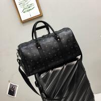 折叠旅行包带位手提包女款大容量轻便健身包韩版短途小行李包男 大