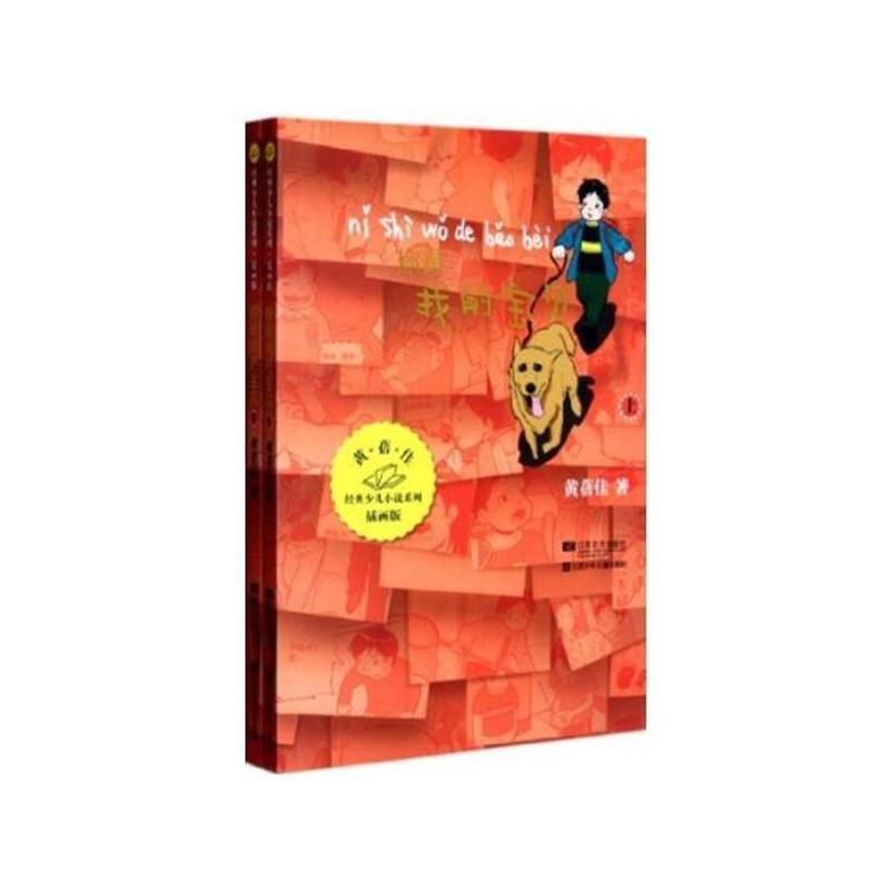经典少儿小说系列:你是我的宝贝(套装上下册)(插画版) 黄蓓佳【好评返5元店铺礼券】