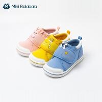 迷你巴拉巴拉儿童学步鞋2021春季新品童鞋