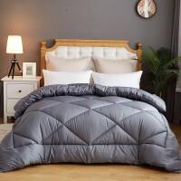 8斤全尺寸加厚冬被 双人床单人床保暖被子被芯 单人被子冬季 1.5*2.0米 6斤 冬被