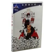 原装正版 电影 迪士尼 DVD 101 真狗DVD