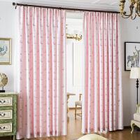 环保遮光窗帘布艺布料成品