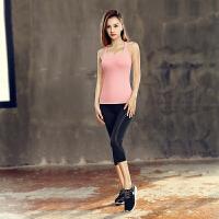 [当当自营]皮尔瑜伽(pieryoga)瑜伽服套装女 跑步运动健身服修身显瘦两件套P81107F+P81702H XL