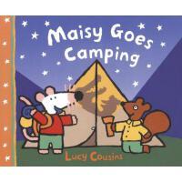 【预订】Maisy Goes Camping