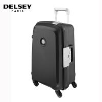 【促】DELSEY法国大使拉杆箱旅行箱22寸842时尚拉杆箱万向轮男女行李箱