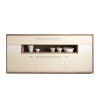 简约现代餐边柜北欧边柜储物柜沙发后背柜橱柜1.4/1.6/1.8米 双门