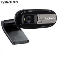 罗技(Logitech)C170高清晰网络摄像头黑色