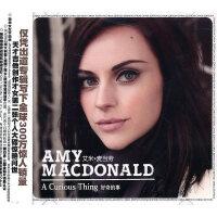艾米・麦当劳:好奇的事(CD)