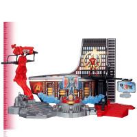 漫威 钢铁侠2.5英寸电影场景套装摆件