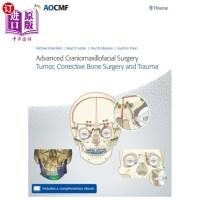 【中商海外直订】Advanced Craniomaxillofacial Surgery