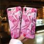 免邮 苹果iphone手机壳 防摔玻璃壳 保护壳 保护套 iPhone X/8/7/6/6S plus 苹果系列保护套