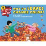 【预订】Why Do Leaves Change Color?