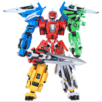 钢铁飞龙2之奥特曼崛起变形玩具金刚5恐龙机器人模型男孩手办