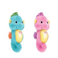 费雪海马 安抚小海马 婴幼儿胎教 安抚毛绒玩具 音乐玩具宝宝礼品