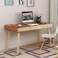 北欧电脑桌 书桌 学习桌多功能台式学习电脑桌写字台