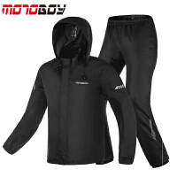 摩托车雨衣男女电动车骑行轻薄便携分体雨衣雨裤套装