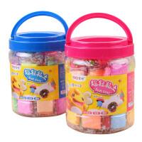 掌握48色超轻粘土 彩色无毒橡皮泥36色套装儿童玩具12色24色彩泥