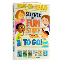 准备阅读系列leve3 有趣的科学 Science of Fun Stuff to Go!