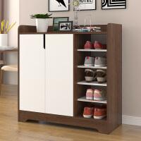 亿家达 简约时尚鞋柜 大气鞋柜 创意鞋架玄关鞋柜门厅柜