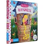 【中商原版】动手小故事 长发公主 英文原版 Rapunzel (First Stories) 纸板书 童话故事绘本 1