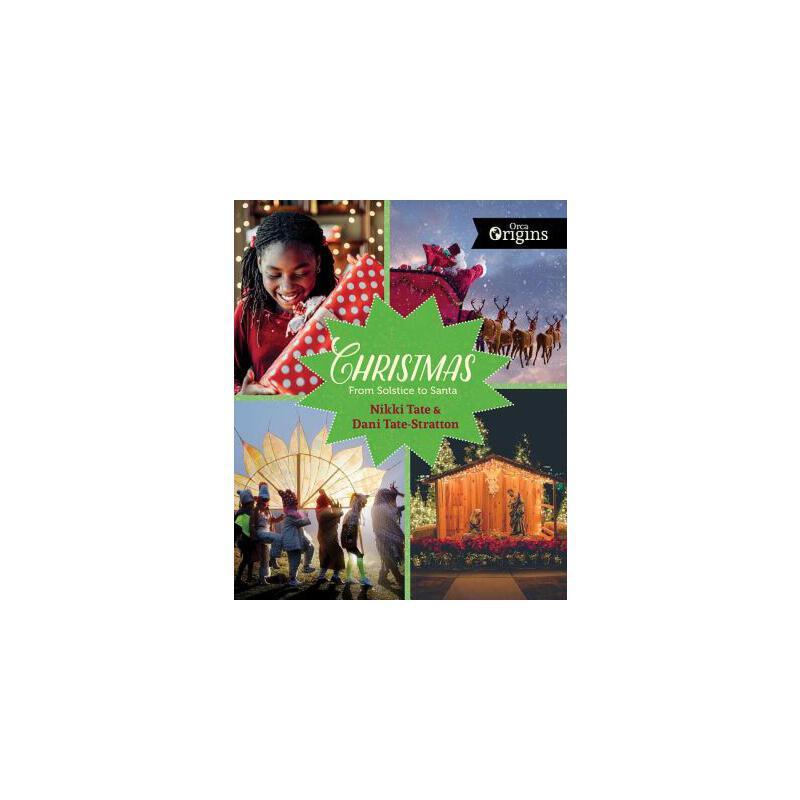 【预订】Christmas: From Solstice to Santa 预订商品,需要1-3个月发货,非质量问题不接受退换货。