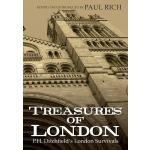【预订】Treasures of London: P.H. Ditchfield's London Survivals