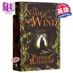 弑君者三部曲:风之名 英文原版 英文小说 科幻小说 The Name of the Wind: A Kingkille