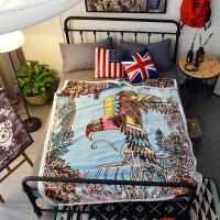 君别卡通云毯超柔双层加厚保暖毯子学生宿舍单人毛毯床单盖毯男女生冬 150x200cm