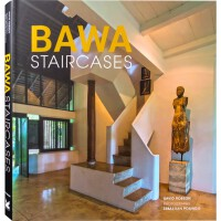 BAWA Staircases 巴瓦式楼梯 建筑大师杰弗里・巴瓦的建筑楼梯设计研究 建筑与室内设计书