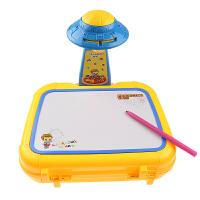 绘画投影机早教益智儿童投影仪 学习画板 儿童男女孩玩具