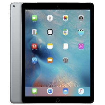 苹果(apple) iPad Pro(256G内存 12.9英寸 Retina 显示屏 wifi+4G版 )平板电脑 正品行货 全国联保 顺丰包邮