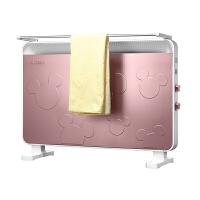 艾美特 HC22168-W居浴两用防水浴室暖风机速热静音米奇系列取暖器迪士尼欧式快热电暖气