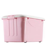 塑料大容量收纳箱衣服收纳盒衣物整理箱储物箱箱子汽车后备箱杂物收纳用品