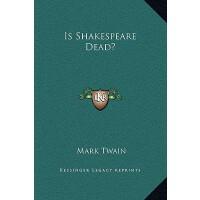 【�A�】Is Shakespeare Dead? 9781169208865