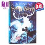 英文原版 哈利波特与阿兹卡班囚徒 哈利波特3 Harry Potter and the Prisoner of Azk