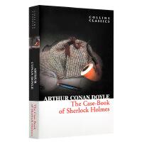 柯林斯经典文学:福尔摩斯事件簿 英文原版 Collins Classics: The Casebook Of Sherlock Holmes 福尔摩斯