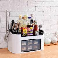 调料盒套装厨房用品具调味盒调料罐子置物架盐罐调料瓶收纳盒家用收纳用品家居日用