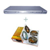 EVD高清影碟机 EVD-1(赠送EVD30张)(赠《头文字D》经典车模)