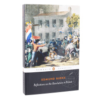 法国大革命反思录 英文原版 Reflections on the Revolution in France 埃德蒙伯克