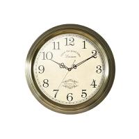欧式挂钟客厅创意时尚豪华钟表家用钟饰静音挂表复古美式时钟挂墙