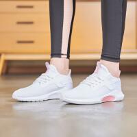 【过年不打烊】【2件5折】361女鞋运动鞋2019春季新款361度时尚百搭透气休闲鞋女白色鞋子