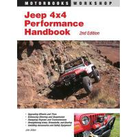 【预订】Jeep 4x4 Performance Handbook
