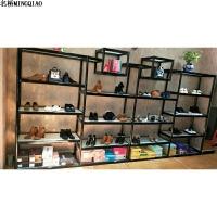 精品鞋架鞋货架包包架商场展示架层架花架鞋店鞋架韩式橱窗鞋架