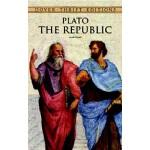 【中商原版】理想国 英文原版 The Republic Dover Thrift Editions Plato 哲学