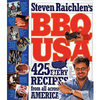 BBQ USA: 425 Fiery Recipes from All Across America [ISBN: 9