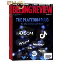 北京周刊 Beijing Review 2018年全年杂志订阅新刊预订1年共52期4月起订