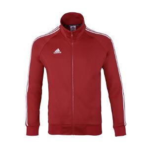 adidas/阿迪达斯男士 男装运动夹克 经典三条纹外套